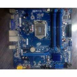 Intel Computer Motherboard, Model H81, for Desktop