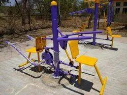 Outdoor Open Gym Equipments
