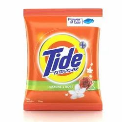 Jasmine and Rose Tide Washing Powder, Packaging Type: Packet, Packaging Size: 1 Kg