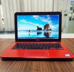 Dual Core Red Dell Mini Laptop, 4GB, Screen Size: 10