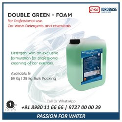 Car Wash Double Green Detergent