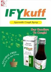 Ayurvedic Cough Syrup With Honey