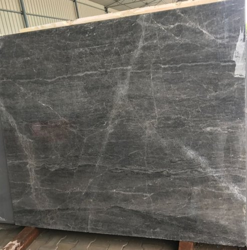 Grey Emperador Marble for Walls, Thickness: 16 mm