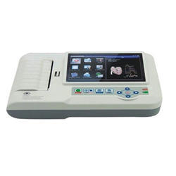 6 Channel ECG Machine