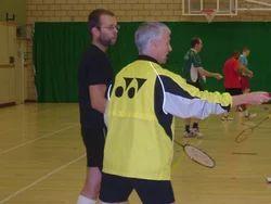Advanced Badminton Training Classes