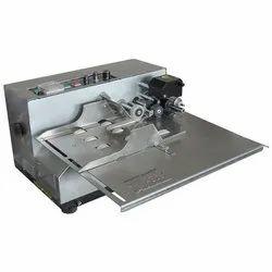 Ink Wheel Bag Coding Machine