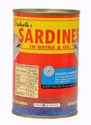 Seahath's Sardines in Brine & Oil 425g