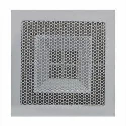 V5 Aluminium AC Diffuser Duct, For Residential Use