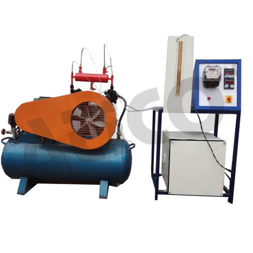 Power Engines and Machines - Two Stage Air Compressor