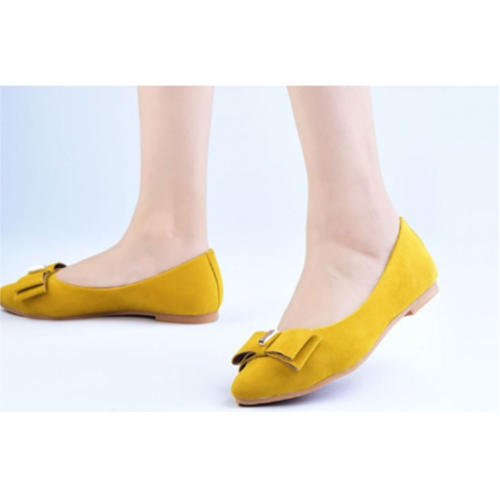 fd2a1235c Ladies PU Trendy Belly, Size: 4 To 8, Rs 170 /pair, Yash Footwear ...