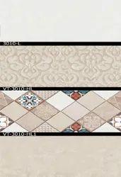 3010 (L, HL, HL1) Hexa Ceramic Tiles