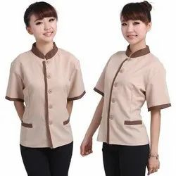Shirts Women Ladies Housekeeping Uniform for Office