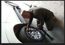 Computerized Wheel Alignment Service
