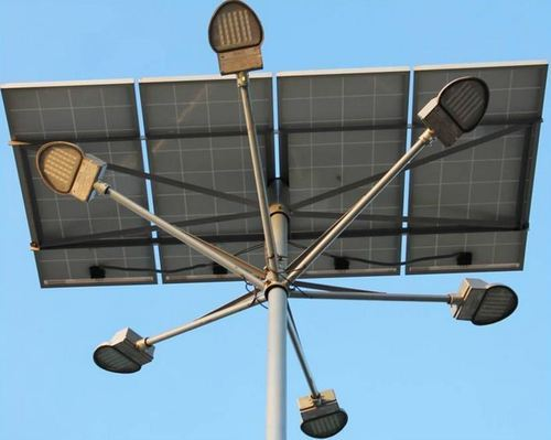 Solar Led High Mast Lighting System  sc 1 st  IndiaMART & Solar Led High Mast Lighting System - Pragathi Solar Marketing ...