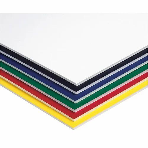 Pvc Board Pvc Foam Board Exporter From Mumbai