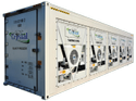 Blast Freezer 7000 kg/Day