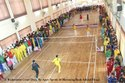 Badminton Teak Wood Flooring