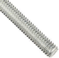 Duplex Steel Threaded Stud