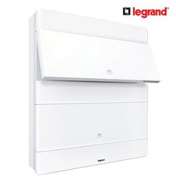 Legrand Duo Boxx 12 Module 2 Row Electrical Distribution Box