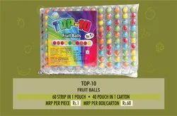 Top 10 Fruit Balls
