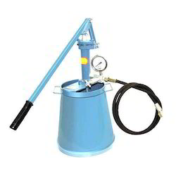 Hand Operated Hydrotest Pump