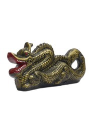 Chinese Feng Shui Dragon Figurine For Luck And Success