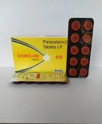 Paracetamol 650 Tab