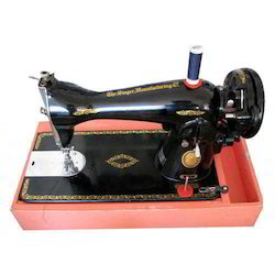 Black Sewing Machine