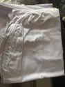 Cotton White Seat Cover