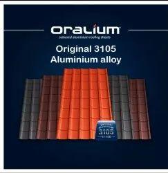 Oralium Aluminum Roofing Sheet