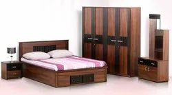 AURA Bedroom Furniture, For Home, Size: Queen