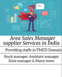 Residential FMCD Area Sales Manager in India