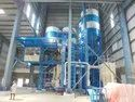 Dry mortar manufacturing plant