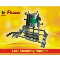 Heavy Lock Mortising Machine