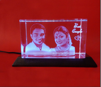 Crysto Gifts Hyderabad Manufacturer Of 3d Crystal Cubes
