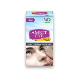 Ayurvedic Eye Need, For Clinical, Packaging Type: 10 Ml