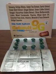 Getusvit 9G-Capsule, Sanctus, 10*1*10 Tablets