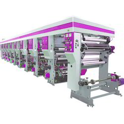 Automatic Mohindra Rotogravure Printing Machines