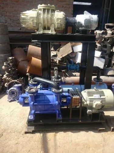Shreeji Engineering Industrial Vacuum System