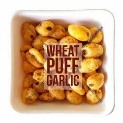 Roasted Wheat Puff Garlic Masala Namkeen, 20 kg