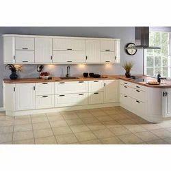 Acrylic PVC Kitchen Cabinet