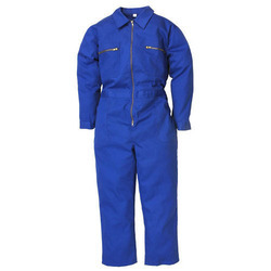 Medium Blue Industrial Uniforms