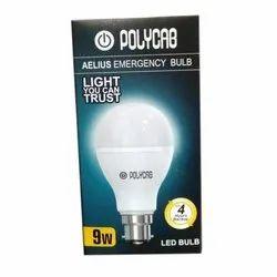 Polycab Aelius Emergency LED Bulb