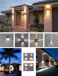 SL Outdoor Lights - Cloudy Series