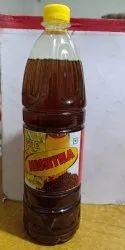 Kachchi Ghani Sarso Oil, Packaging Size: 1 Litre, Packaging Type: Plastic Bottle