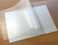 Transparent Laminating Plastic Sheets
