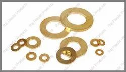 Hexa Rond BRASS SCREW AND WASHER