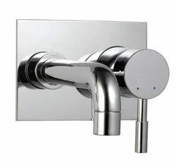 Jaquar Faucet Single Lever High Flow Bath Filler (Concealed Body) Wall Mounted Model SOL-CHR-6135