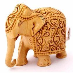 Elephant Embossed Statue