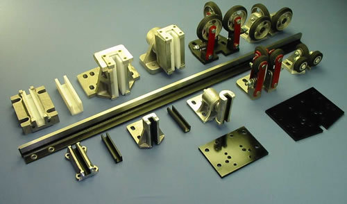 Elevator Sheet Metal Components